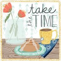Take the time Fine-Art Print