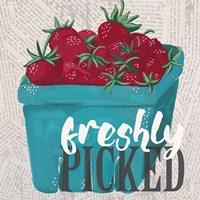 Strawberry Season Fine-Art Print