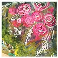 She Roses Fine-Art Print
