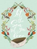 She Loved the Sea Fine-Art Print