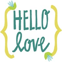 Hello Love Fine-Art Print