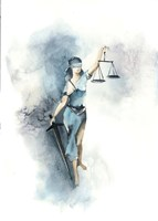 Justice II Fine-Art Print