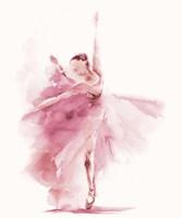 Blush Ballerina Fine-Art Print