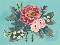 Peony Spring I Fine-Art Print