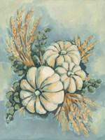 Blue Harvest I Fine-Art Print