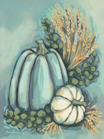 Blue Harvest II Fine-Art Print