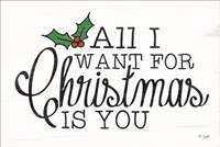 All I Want for Christmas Fine-Art Print