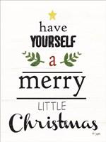 Merry Little Christmas Fine-Art Print