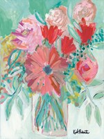 Farmer's Market Bouquet Fine-Art Print