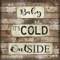 Baby It's Cold Outside Fine-Art Print