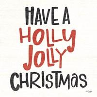 Holly Jolly Christmas Fine-Art Print