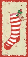 Vintage Stocking Fine-Art Print