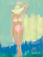 Sunbather Series:  Summer Sway Fine-Art Print