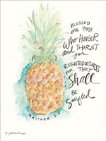 Blessed Pineapple Fine-Art Print