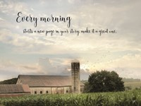 Every Morning Fine-Art Print