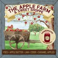 The Apple Farm & Sweet Shoppe Fine-Art Print