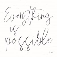 Everything is Possible Fine-Art Print