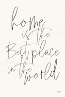 Home is the Best Place Fine-Art Print