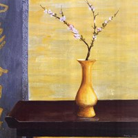 Yellow Vase Fine-Art Print