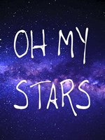 Oh my Stars 2 Fine-Art Print