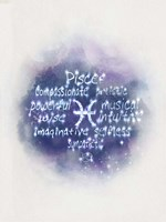 Starlight Astology Pisces Fine-Art Print