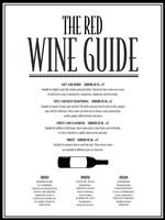 Red Wine Guide Fine-Art Print
