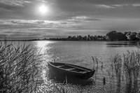 Lonely Boat Fine-Art Print