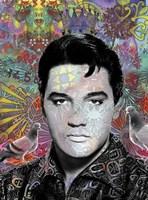 King Elvis Fine-Art Print