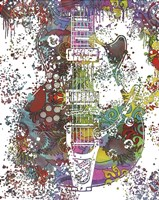 Les Paul Whammy Fine-Art Print