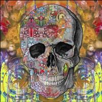 Smile Skull Fine-Art Print