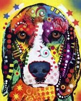 Beagle Face Fine-Art Print