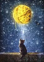 A Yarn of Moon Fine-Art Print