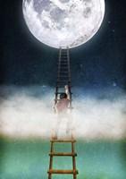 Reach for the Moon Fine-Art Print