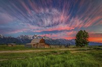 Beneath Teton Glory Fine-Art Print