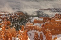 Hoodoos And Lightplay Fine-Art Print