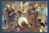 Jazzband 2 Fine-Art Print