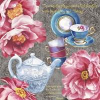 Tea Eloquence Fine-Art Print
