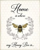Honey Bee A Fine-Art Print