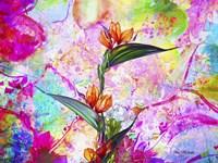 Garden Of Flowers M8A Fine-Art Print