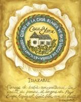 Cheese Idiazabal Fine-Art Print