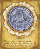 Cheese Manchego Fine-Art Print