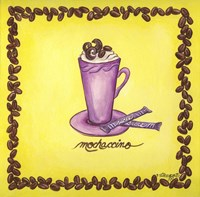 Coffees Mochaccino Fine-Art Print