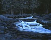 Midnight Run Fine-Art Print
