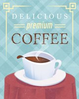 Coffee Delicious Fine-Art Print