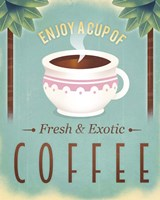 Coffee Exotic Fine-Art Print