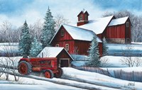 American Winter Fine-Art Print