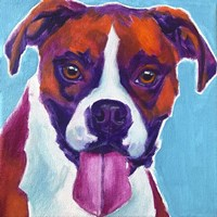 Boxer - Lucy Fine-Art Print