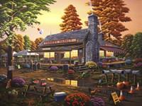 Country Market Fine-Art Print
