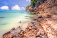 Antigua Beach Fine-Art Print