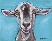 Goat Gizmo Fine-Art Print